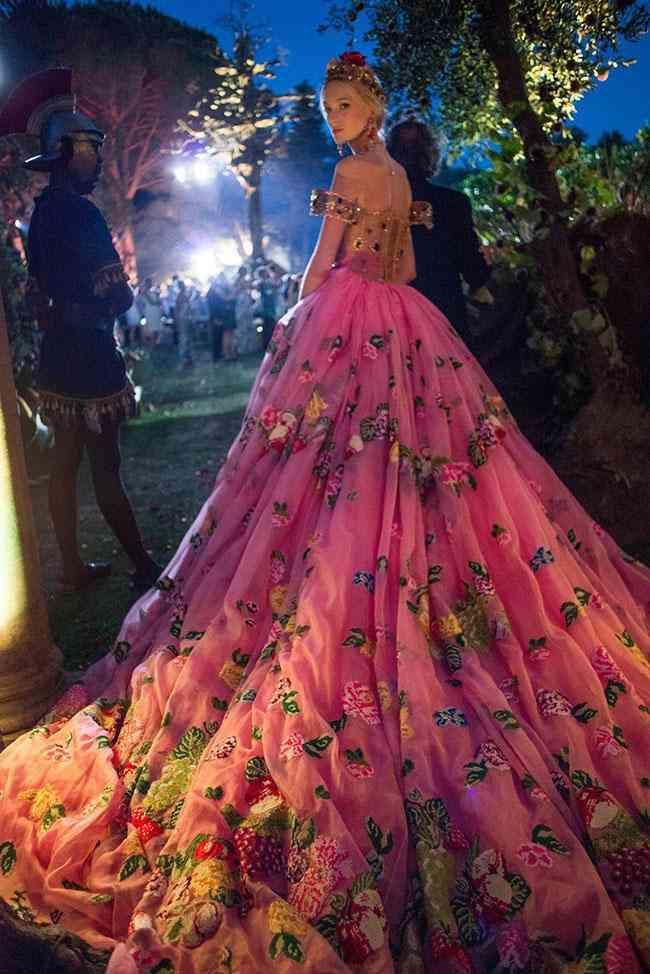 rochii Dolce & Gabbana Alta Moda