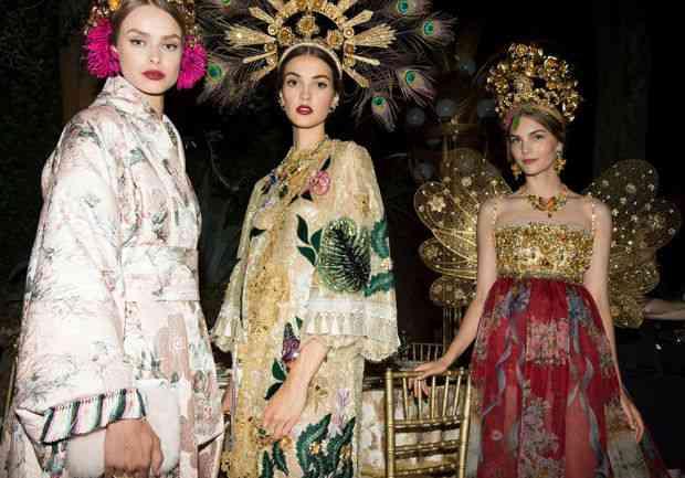 rochii Dolce & Gabbana