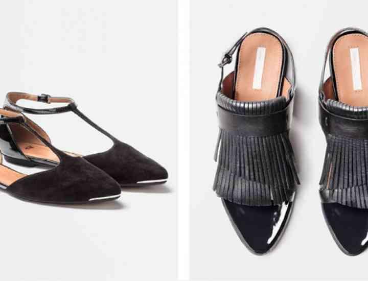 Noua colecție de pantofi și sandale de vară H&M 2015