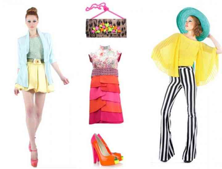 5 combinații perfecte de culori care se poartă vara asta