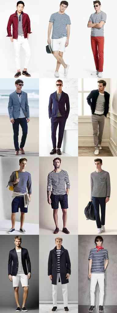 tricoul cu dungi marinaresti  Cum să obții un look marinăresc tricoul cu dungi marinaresti