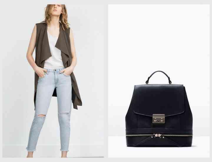 Colecția Zara toamnă / iarnă 2015-2016