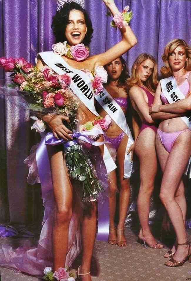 Adriana Lima concurs frumusete