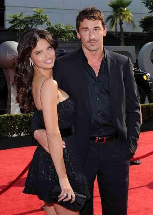 Adriana Lima si sotul ei