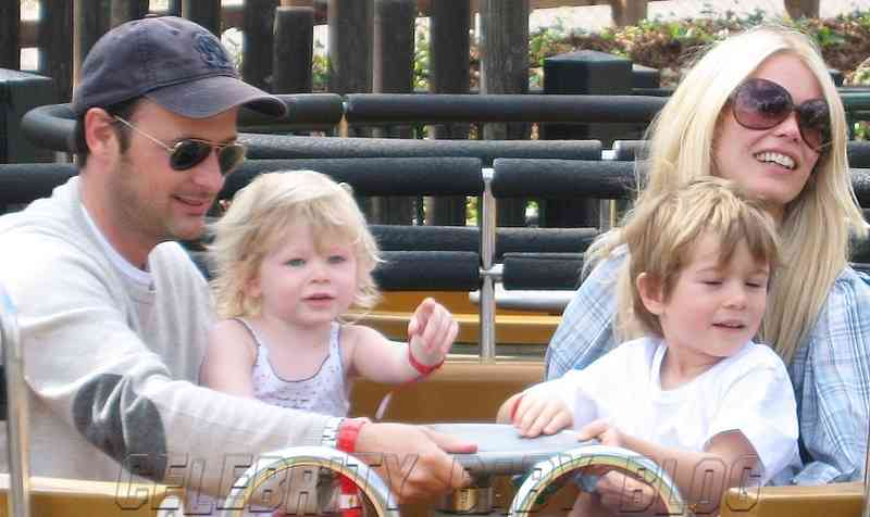 Claudia Schiffer familie
