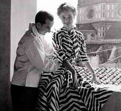 Emilio Pucci designer