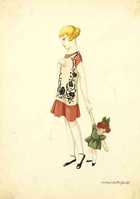 Jeanne-Marie Lanvin biografie
