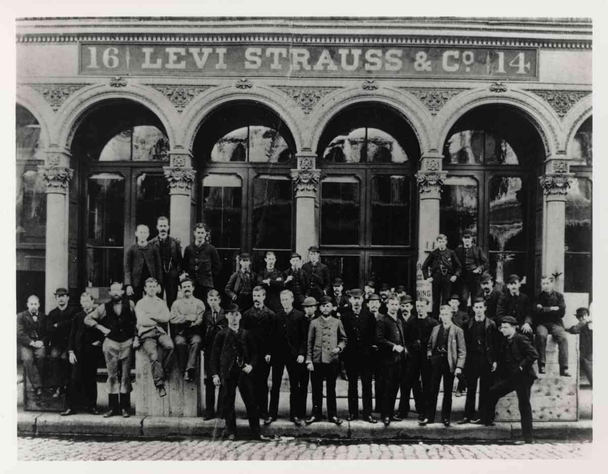 Levi Strauss moda