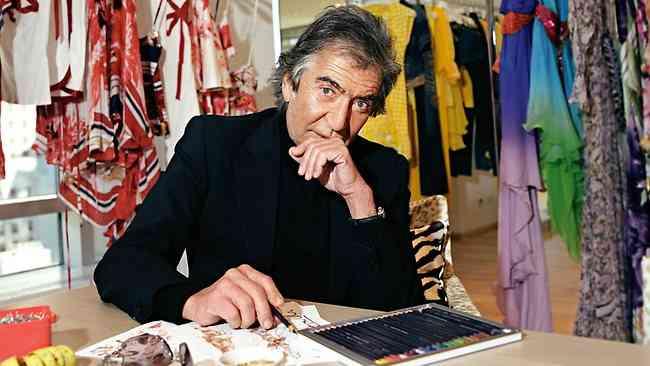 Roberto Cavalli designer