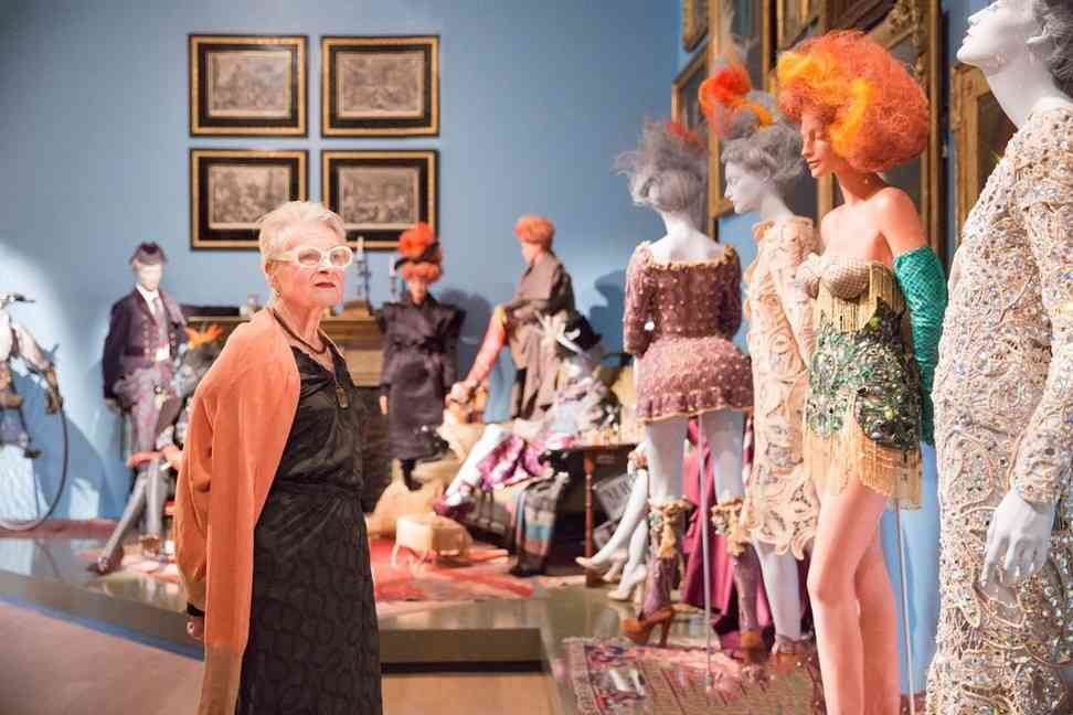 Vivienne Westwood desiger