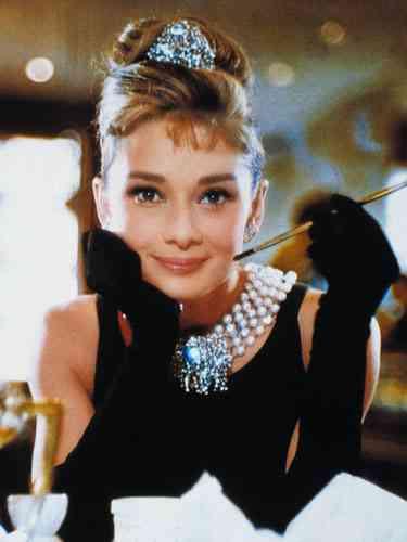 Audrey Hepburn muza