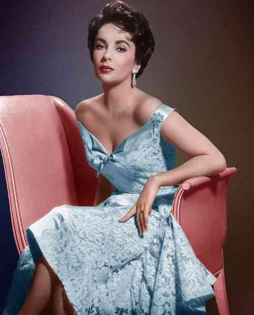Elizabeth Taylor biografie