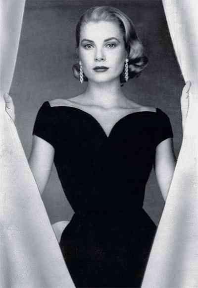 Grace Kelly biografie