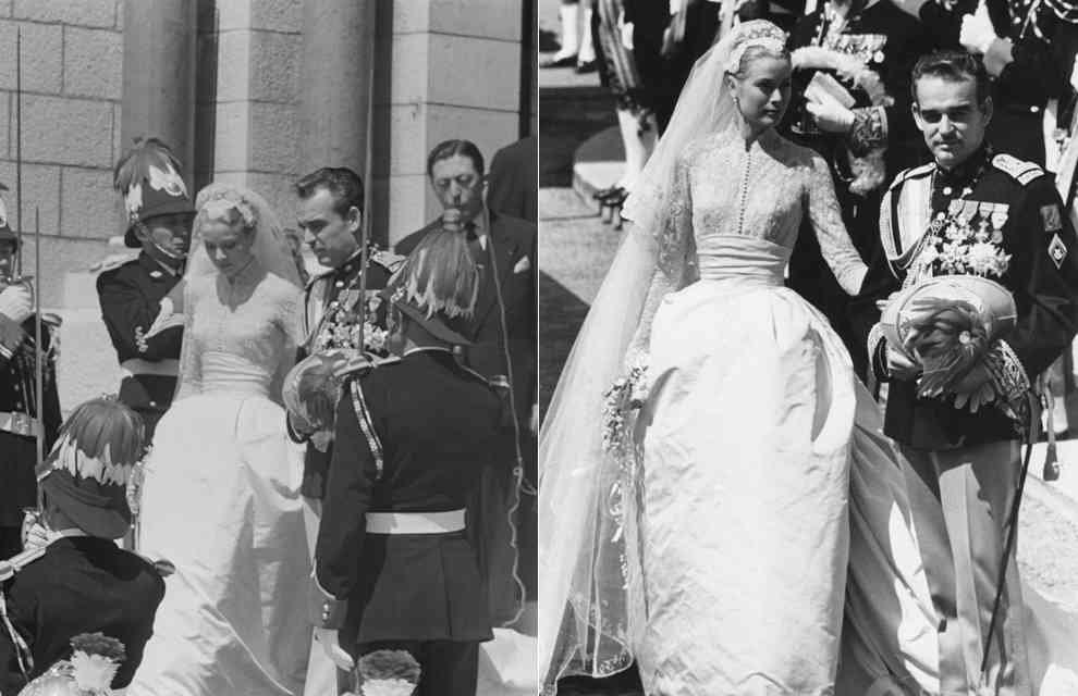 Grace Kelly nunta