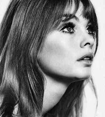 Jean Shrimpton supermodel
