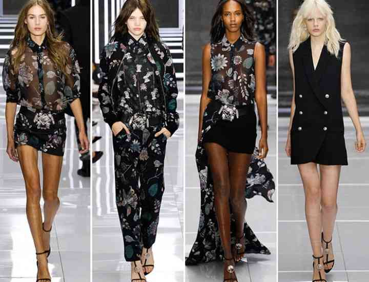 Colecția pret-à-porter 2016  Versus Versace – London Fashion Week