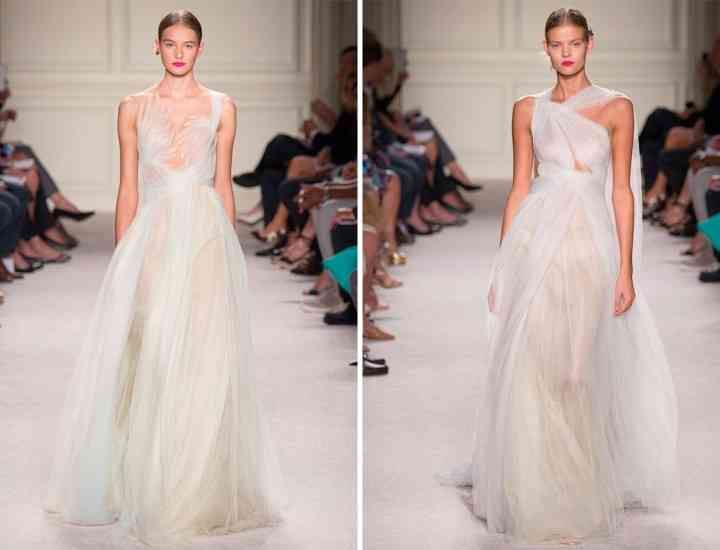 Marchesa primăvară 2016 – o colecție eterică prezentată la New York Fashion Week
