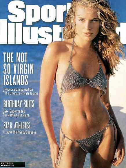 Rebecca Romijn model