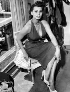 Sophia Loren bografie