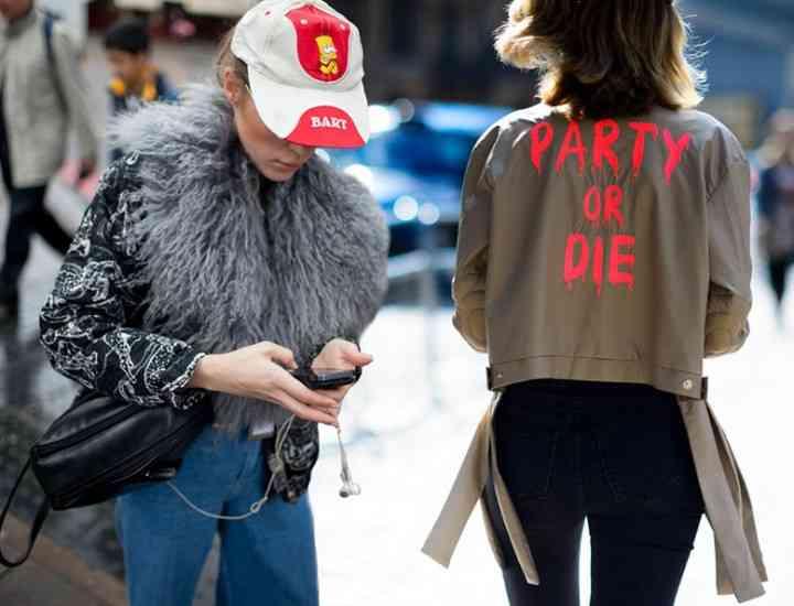 Cele mai trendy stiluri de stradă – Londra Fashion Week primăvară 2016