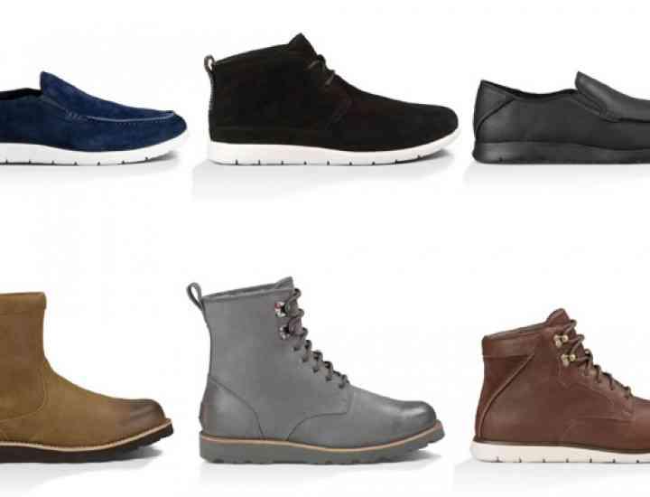 Tendințe pantofi pentru bărbați UGG Australia
