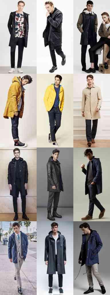 modele jacheta de ploaie