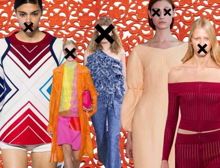5 trenduri pentru primăvara 2016 pe care le poți purta chiar acum