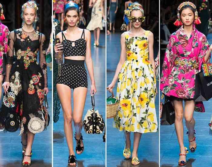 tendinte Dolce & Gabbana