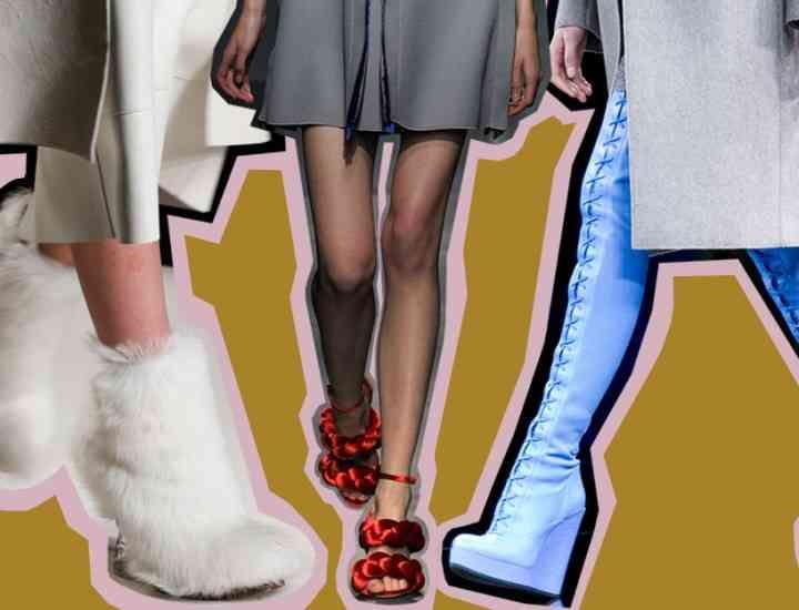 Încălțăminte la modă în acest sezon rece