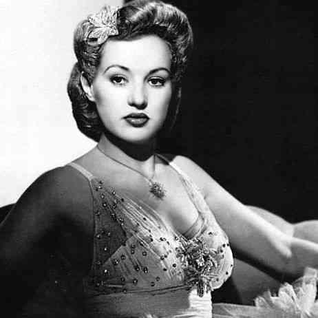 Betty Grable biografie