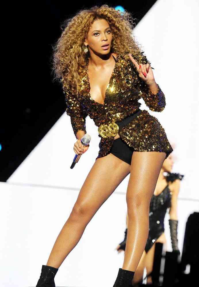 Beyoncé Knowles cantareata