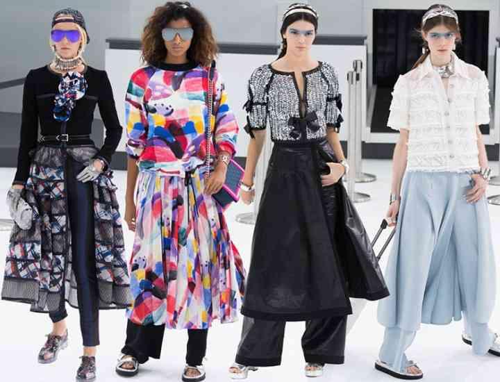 Colecția Chanel primăvară / vară 2016