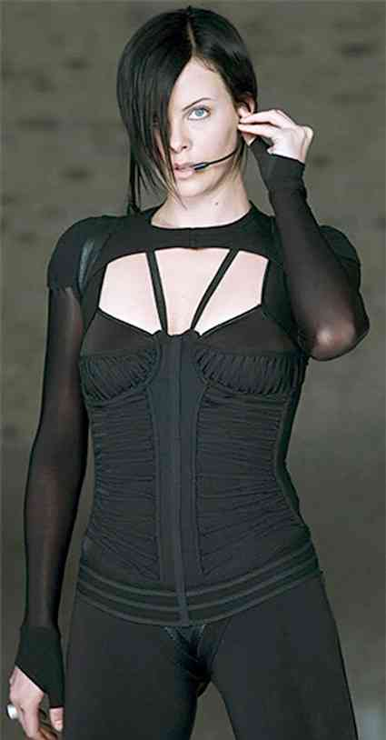 Charlize Theron filme