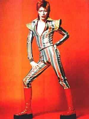 David Bowie b