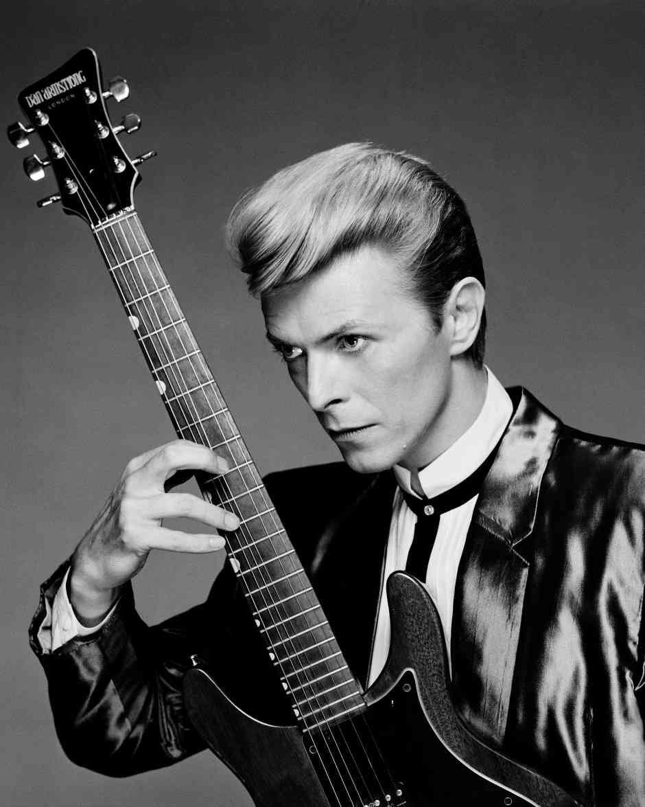 David Bowie cantaret