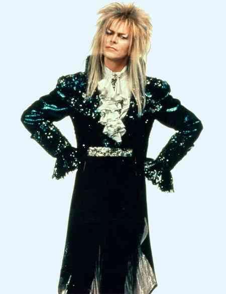 David Bowie model