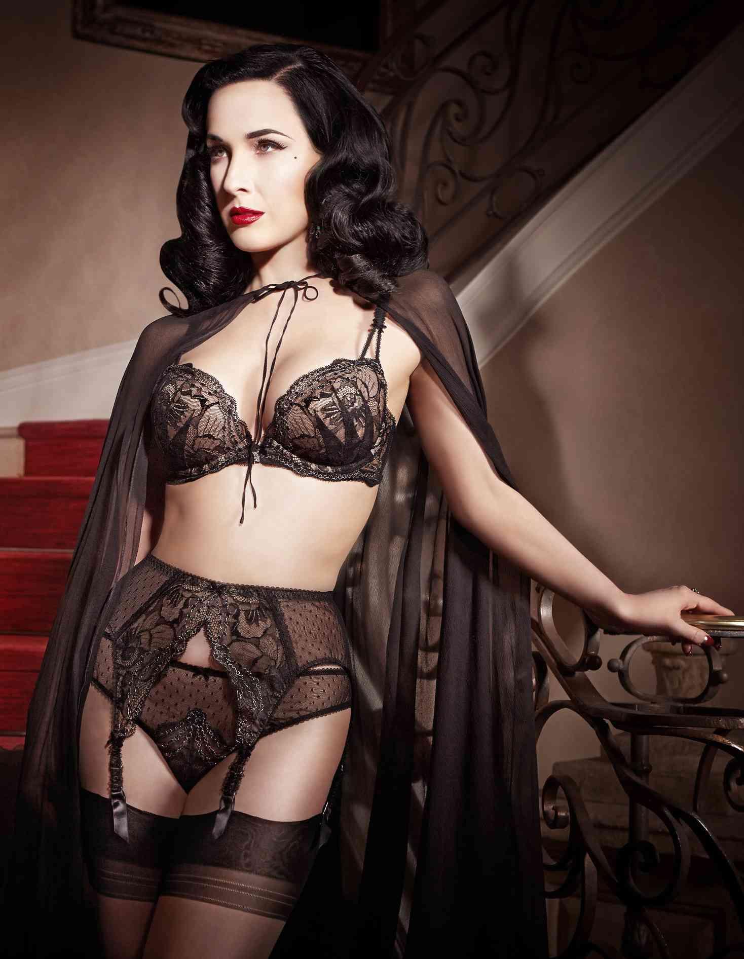 Dita Von Teese model