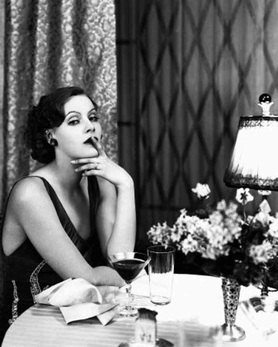 Greta Garbo actrita