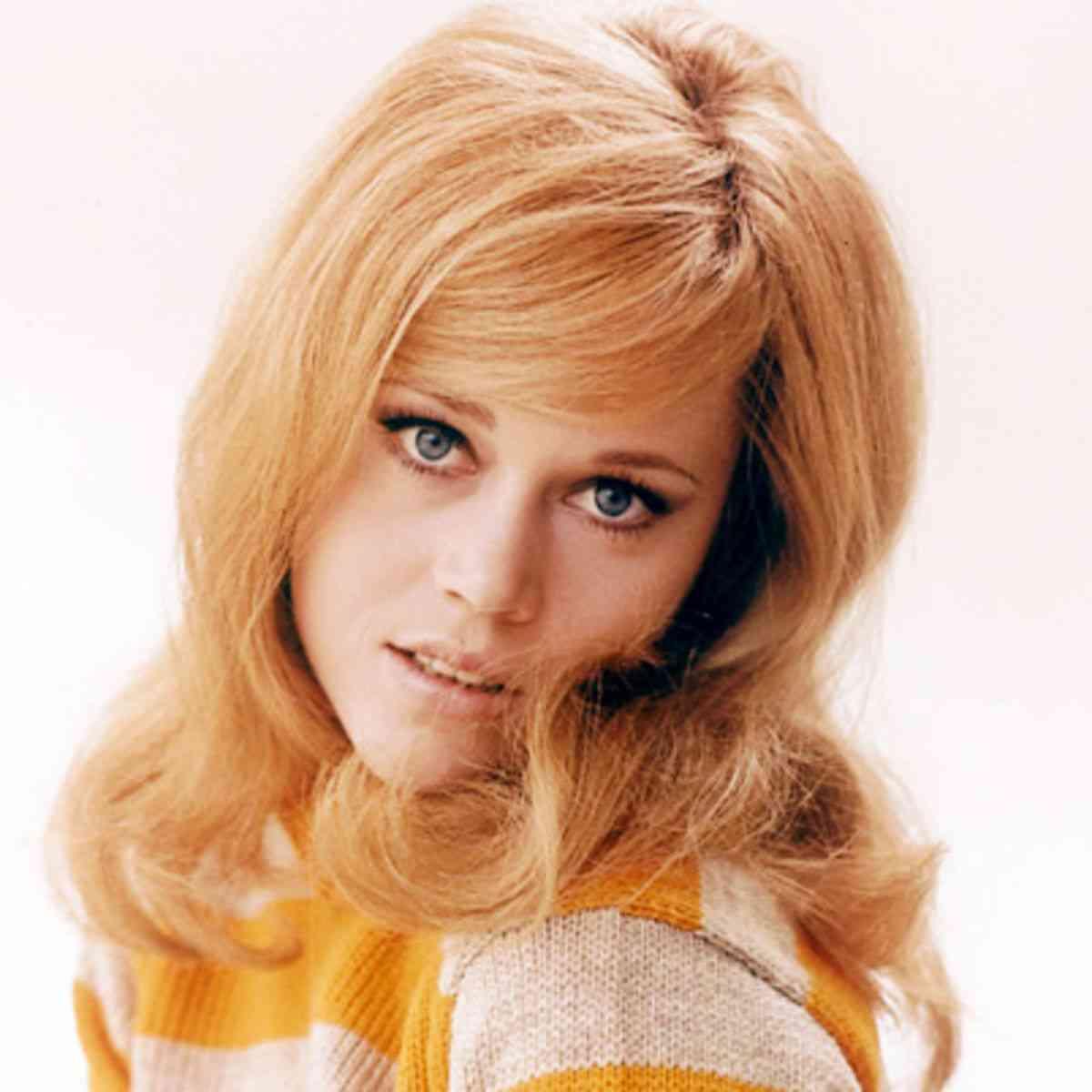 Jane Fonda actrita