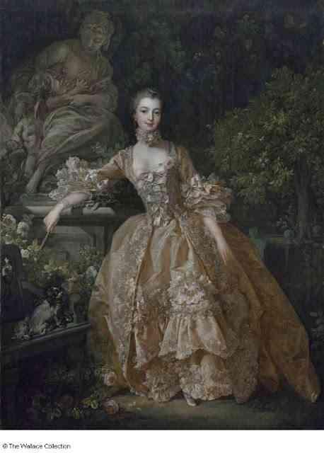 Madame de Pompadour biografie
