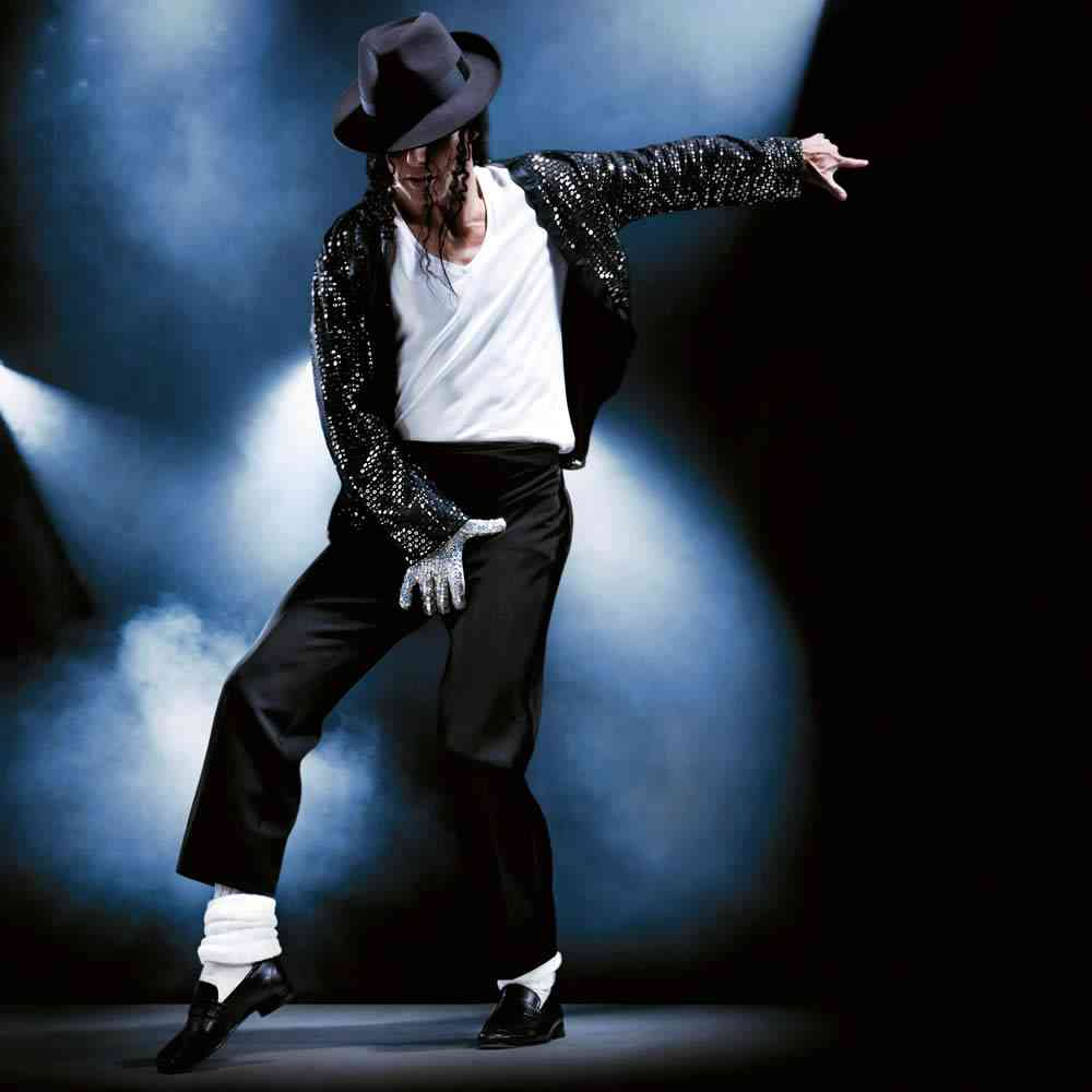 Michael Jackson cantaret