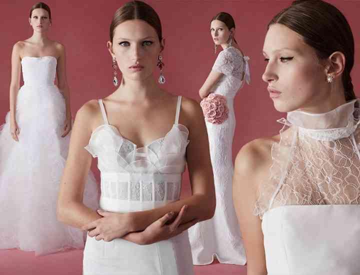 Colecția de rochii de mireasă Oscar de la Renta toamnă 2016