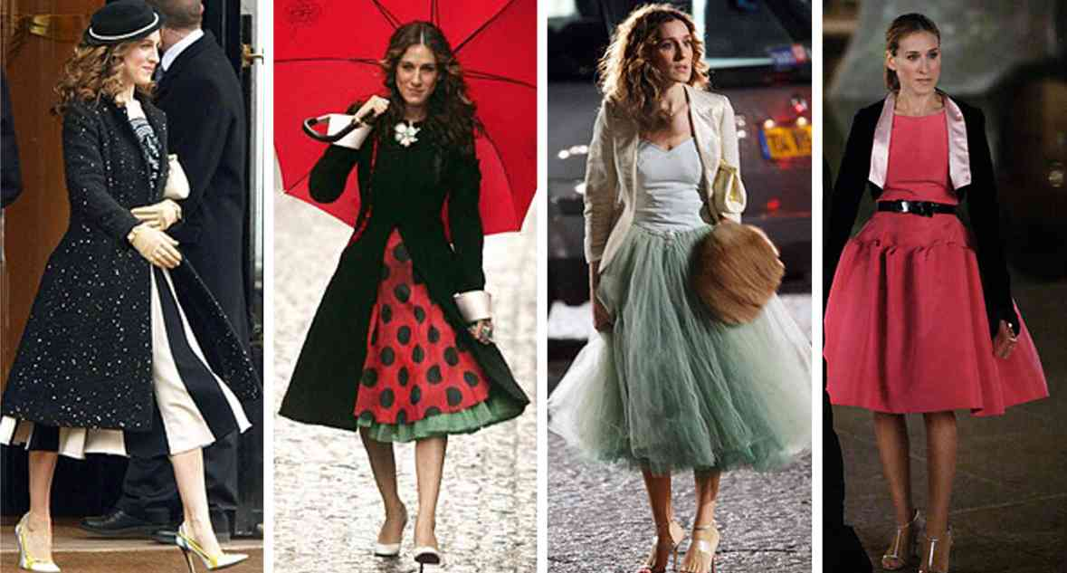 Sarah Jessica Parker fashion icon