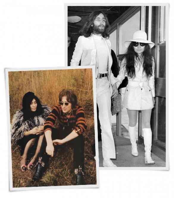 Yoko Ono stil