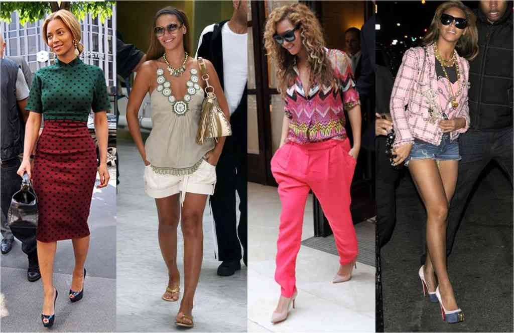 beyonce casual