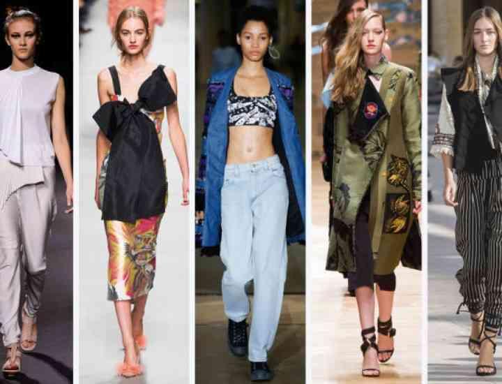 Noi tendinţe în modă de la Paris primăvară 2016