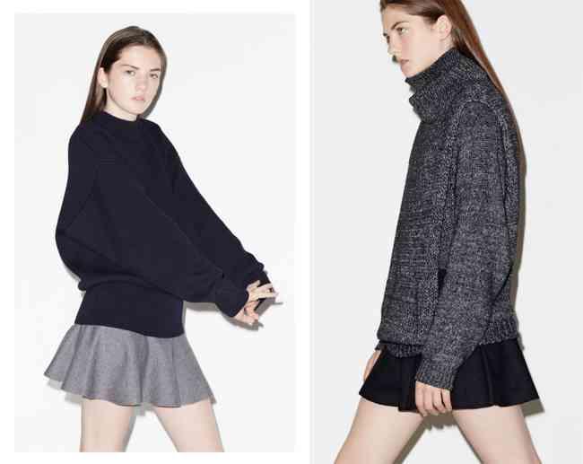 pulovere zara