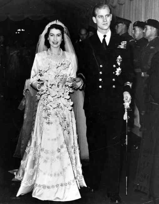 regina elisabeta nunta