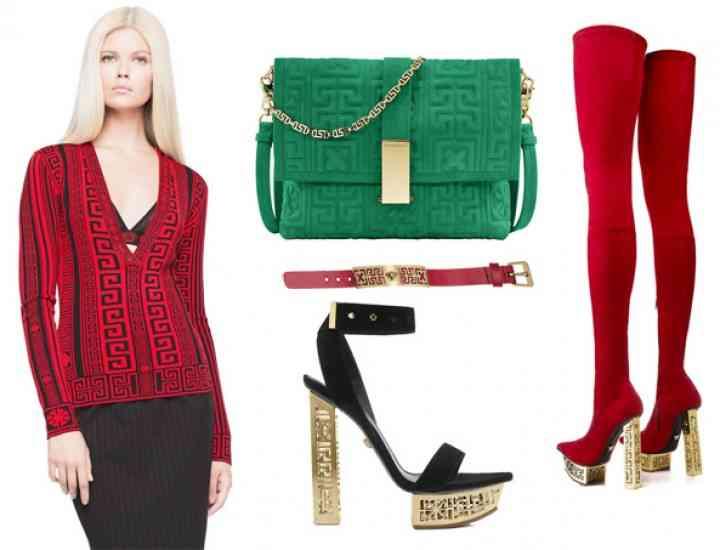 Versace #GREEK – o nouă colecție fabuloasă de accesorii