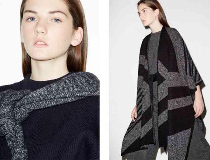 """""""Knit All Over"""" cea mai recentă colecție Zara toamnă / iarnă 2015-2016"""